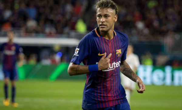 Neymar is on the verge of a £198m move to Paris Saint-Germain