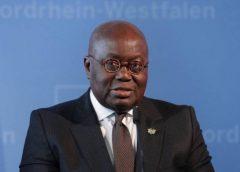 Ghanaian president sacks energy minister