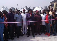 DESOPADEC Commissions, Hands Over Housing Unit To Maritime University At Okerenkoko