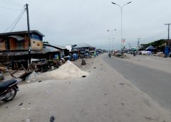 COVID-19 Lockdown: Residents Maintain Compliance in Ughelli