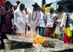 Urhobo Youths Marks 72nd Mukoro Mowoe Memorial Day Celebration