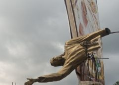 Fresh Crisis Looms In Evwreni As Suspected Loyalists Of Fmr Lawmaker Destroy Jesus Christ Statue