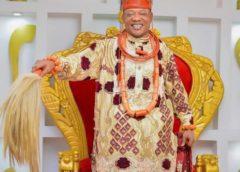 God's Grace Saved Me From Death-Ughelli Monarch, OHARISI III