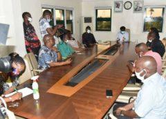 Return To Warri For Business DESOPADEC MD, Askia Tells Investors