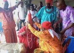 Ewu Kingship Tussle: Ahavwa Kingmakers Make U-turn, Crown Macaulay As New Ovie