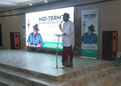 Mid-Term Report: Waive Briefs Constituents On His Stewardship
