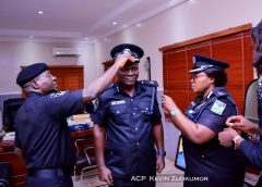 Fmr DPO Of Ughelli Division Zoukumor Promoted To Area Commander